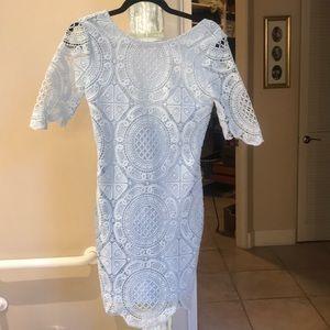 New Vici lace dress